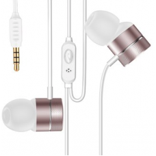 AURICULARES BASEUS H04 CABLE 1.2M BLANCO