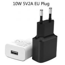 CARGADOR ORICO 5V / 2A 10W USB BLANCO