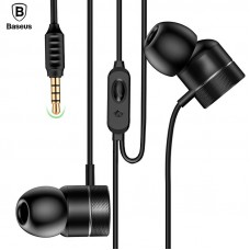 AURICULARES BASEUS H04 CABLE 1.2M NEGRO