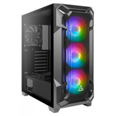 CAJA GAMING ANTEC DF600 FLUX ATX 2XUSB3.0 SIN FUENTE RGB