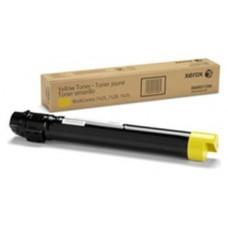 Toner XEROX WC7425 WC7428 WC7435 amarillo 15.000p.