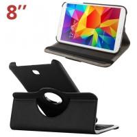 Funda COOL para Samsung Galaxy Tab 4 T330 Polipiel Negra 8 pulg