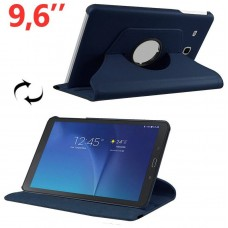 Funda COOL para Samsung Galaxy Tab E T560 Polipiel Azul 9.6 pulg