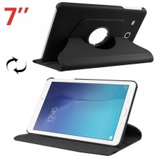 Funda COOL para Samsung Galaxy Tab A7 (2016) T280 / T285 Polipiel Negro 7 pulg