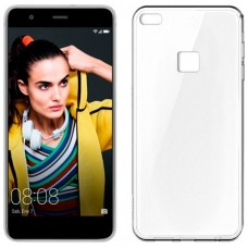Funda Silicona Huawei P10 Lite (Transparente)