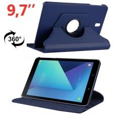 Funda COOL para Samsung Galaxy Tab S3 T820 / T825 Polipiel Azul 9.7 pulg