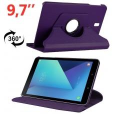 Funda COOL para Samsung Galaxy Tab S3 T820 / T825 Polipiel Violeta 9.7 pulg