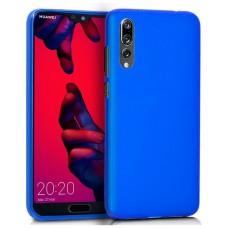 Funda Silicona Huawei P20 Pro (Azul)