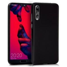Funda Silicona Huawei P20 Pro (Negro)