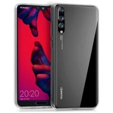 Funda Silicona Huawei P20 Pro (Transparente)