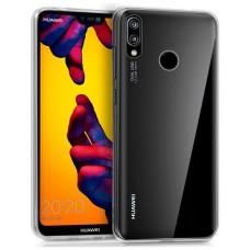 Funda Silicona Huawei P20 Lite (Transparente)
