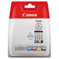 Canon Cartucho Multipack CLI-571C/M/Y/BK