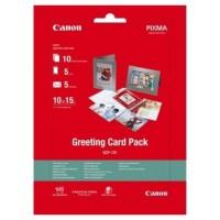 CANON Papel Foto GCP-101 10h 10x15 +5 tarjetas