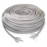 Bobina Cable RJ45 CAT6 UTP 305 Mts