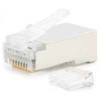 NANOCABLE CONECTOR RJ45 8 HILOS FTP CAT.6 (1·