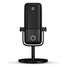 Elgato Wave 1 Negro Micrófono de superficie para mesa (Espera 4 dias)