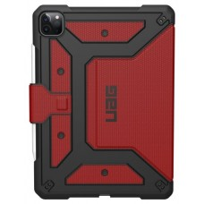 """Urban Armor Gear Metropolis 32,8 cm (12.9"""") Folio Negro, Rojo (Espera 4 dias)"""