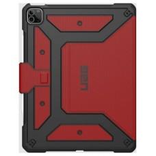 "Urban Armor Gear 122946119393 funda para tablet 32,8 cm (12.9"") Folio Negro, Rojo (Espera 4 dias)"