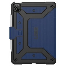 "Urban Armor Gear Metropolis 27,9 cm (11"") Folio Negro, Azul (Espera 4 dias)"