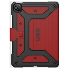 """Urban Armor Gear Metropolis 27,9 cm (11"""") Folio Negro, Rojo (Espera 4 dias)"""