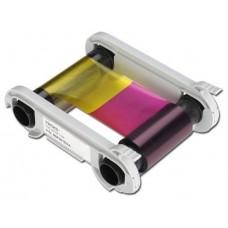 Evolis Ribbon Color YMCKO 200 tarjetas