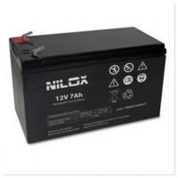 NILOX BATTERIA PER UPS 12V 7AH· (Espera 4 dias)