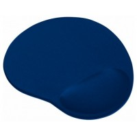 ALFOMBRILLA TRUST BIGFOOT REPOSA MUNECA GEL AZUL 20426