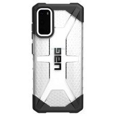 "Urban Armor Gear PLASMA SERIES funda para teléfono móvil 15,8 cm (6.2"") Negro, Transparente (Espera 4 dias)"