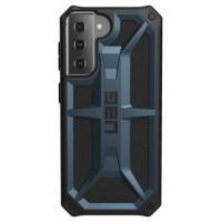 "Urban Armor Gear Monarch series funda para teléfono móvil 15,8 cm (6.2"") Negro, Azul (Espera 4 dias)"