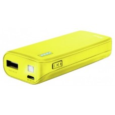 POWERBANK UNIVERSAL TRUST URBAN PRIMO 4400 NEON YELLOW