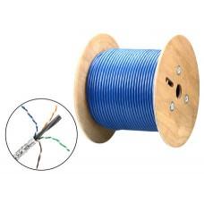 Aten 2L-2910 cable de red 305 m Cat6 SF/UTP (S-FTP) Azul (Espera 4 dias)
