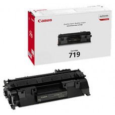 CANON TONER NEGRO CRG719H 6.500 PAG. PACK 1