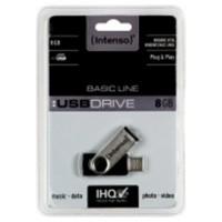 Intenso 3503460 Lápiz USB Basic line 8GB