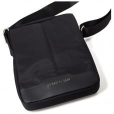 Maletín Ordenador Ebook / Tablet 8 Pulgadas Licencia Cerruti Negro