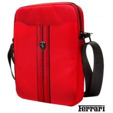 Maletín Ordenador Portátil 10 pulgadas Licencia Ferrari Rojo