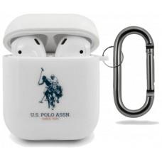 Funda Soft Silicona COOL para Apple Airpods / Airpods 2 Licencia Polo Ralph Lauren