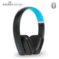 AURICULAR ENERGY HEADPHONES BT2 BLUETOOTH CYAN