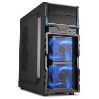 CAJA SHARKOON VG5-V ATX 2XUSB3.0 SIN FUENTE