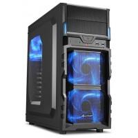 CAJA SHARKOON VG5-W ATX 2XUSB3.0 SIN FUENTE AZUL