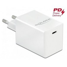 Delock Cargador USB compacto Type-C PD 3.0 60W