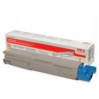 TONER OKI C-300/3400/3450/3600 AMARILLO (43459433)