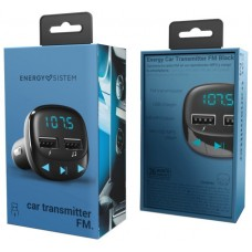 CARGADOR USB  Y TRANSMISOR POR FM ENERGY SYSTEM COLOR