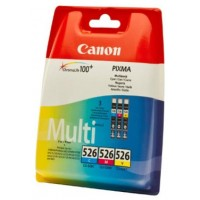 CARTUCHO ORIG CANON PACK CLI-526 MULTIPACK