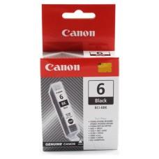 CARTUCHO ORIG CANON BCI-6BK NEGRO
