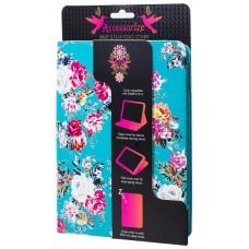 Funda COOL para iPad 2 / iPad 3 / 4 Licencia Accessorize Flores
