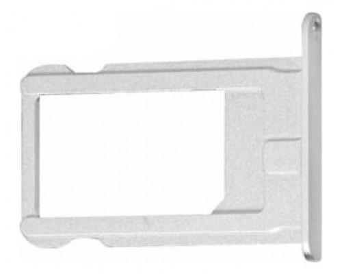 Bandeja Nano SIM Iphone 6/6S/6 Plus Plata (Espera 2 dias)