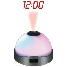Reloj-Despertador Luz Led & Proyector