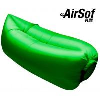 Sofá Hinchable AirSof Plus Verde (Espera 2 dias)