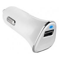 Cargador Coche USB Qualcom Quick Charge 3.0 Blanco