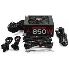 ABYSM Morpheo 850W ATX Negro unidad de fuente de alimentación